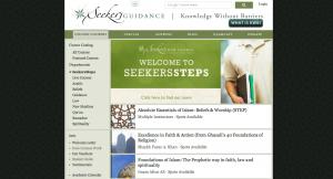 SeekersGuidance - Course Catalog